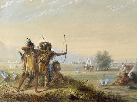 Historie a počátky lukostřelby