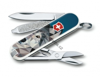 Zavírací nůž Victorinox - Classic - LE 2017 The Wolf is Comming Home