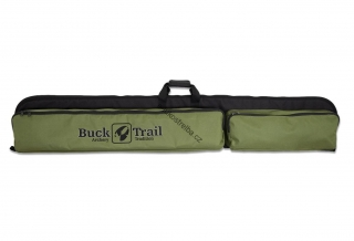 Buck Trail GreenPocket taška na luk - 160x27cm